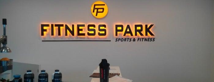 Fitness Park is one of Posti salvati di Volkan.