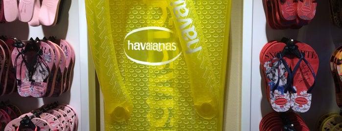 Havaianas is one of Itatiba.
