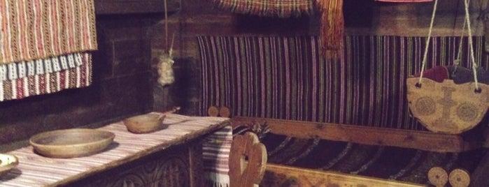 Національний музей народного мистецтва Гуцульщини та Покуття ім. Йосафата Кобринського is one of Posti che sono piaciuti a Cristina.