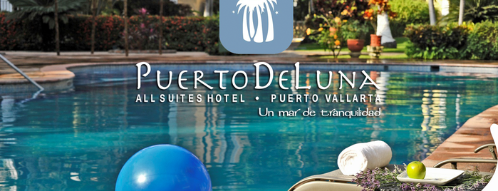Puerto de Luna All Suites Hotel is one of Puerto Vallarta Hotels.