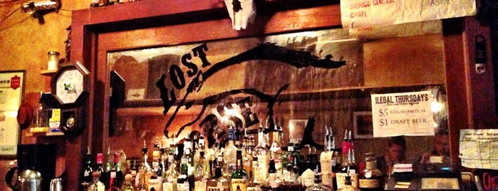 Lost Horse Saloon is one of MRF.