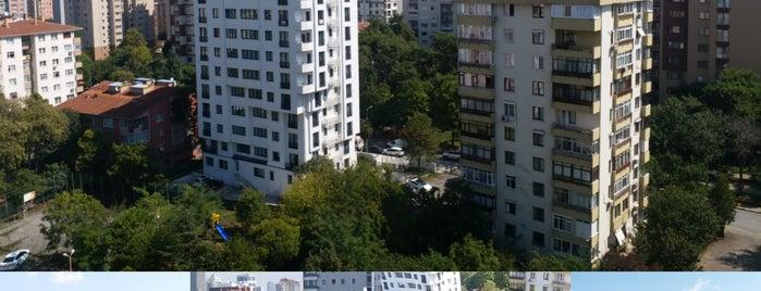 Birlik Apartmanı is one of Sercan : понравившиеся места.
