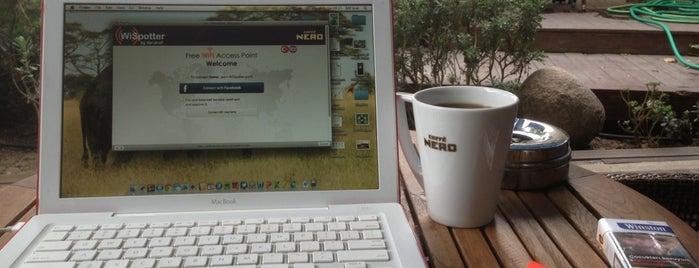 Caffè Nero is one of Freelancer Friendly Cafés: Istanbul.
