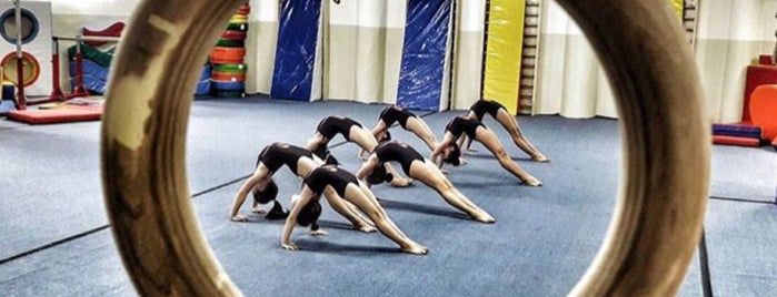 Beylikdüzü Marmara Akademi Cimnastik is one of Melikeさんのお気に入りスポット.