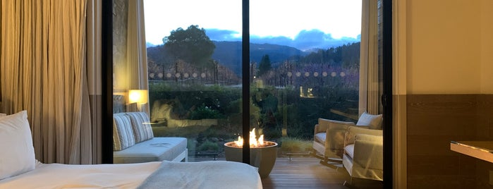 Las Alcobas, a Luxury Collection Hotel, Napa Valley is one of Sonoma/wine tasting 🍷.