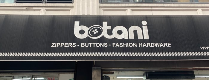 Botani is one of Nova Nova Iorque.