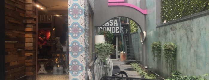 Casa Condesa - Centro De Diseño is one of D.F..