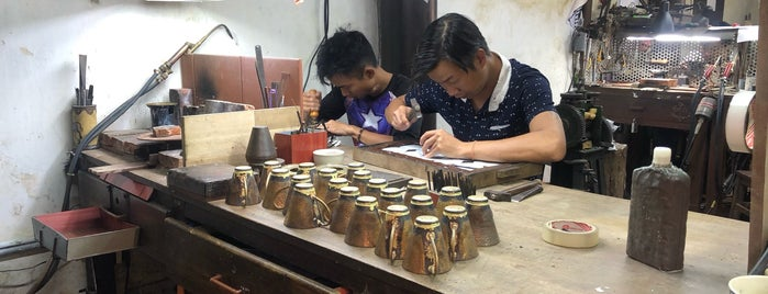 Reaching Out (Hòa Nhập) Arts & Crafts is one of Danang&Hoian+.