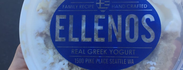 Ellenos is one of Greek Products in the United States.