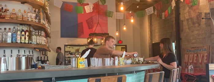 Taqueria Nueve (T9) is one of So you want to go to Portland.