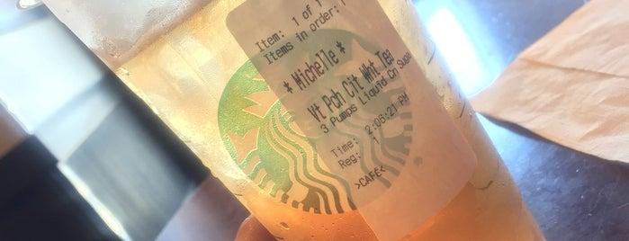 Starbucks is one of Tempat yang Disukai Tim.