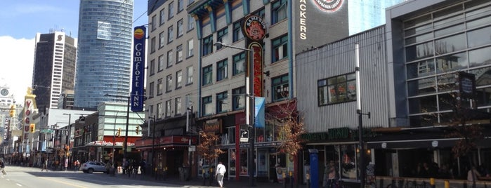Samesun Backpackers Hostel is one of Vancouver 2015.