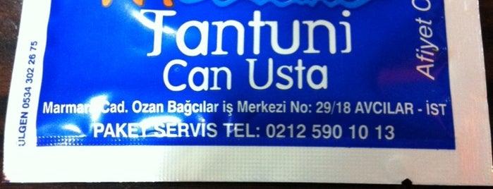 Mersin Tantuni Can Usta is one of Tempat yang Disukai Gül.