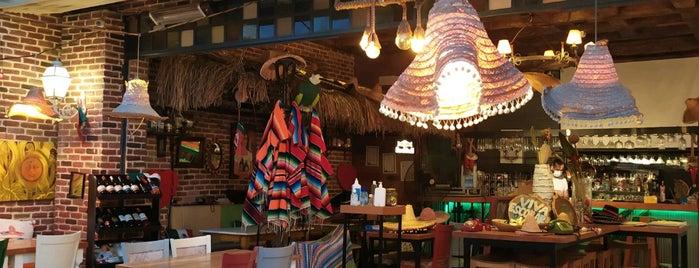 Escobar Mexicano Restaurant is one of antalya.