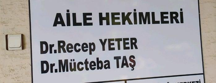 8 Nolu Sağlık Ocağı is one of Orte, die Alp Gökçe gefallen.
