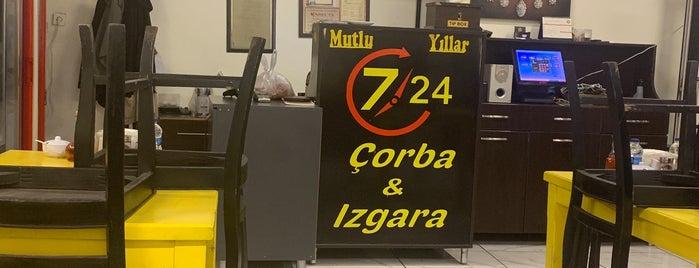 7/24 çorba&ızgara is one of 06- ANKARA.