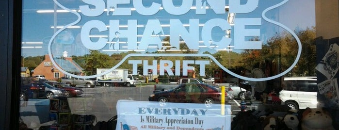 Second Chance Thrift is one of Virginia Beach trip.