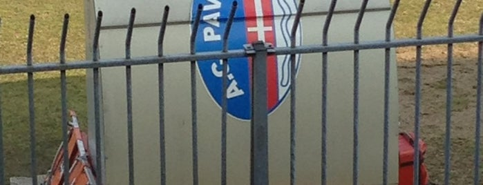 Stadio Pietro Fortunati is one of Pavia: sport.