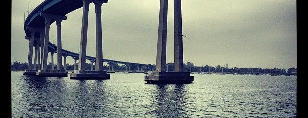 Coronado Bay Bridge is one of Trips / San Diego.