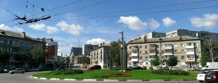 Площадь Cвободы is one of Park / plaza / outdoors.