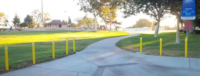 Woodbury Park is one of LA.