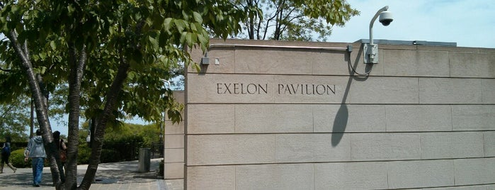 Exelon Pavilion is one of Two days in Chicago, IL.
