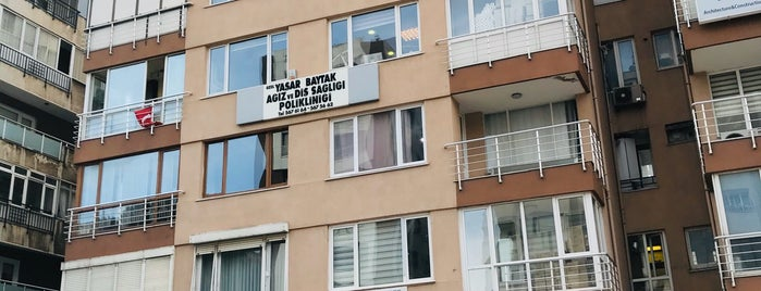 Yasar Baytak Dis Poliklinigi Göztepe-Kadıköy is one of Locais curtidos por Mehmet.