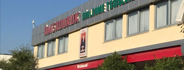 Ömer Duruk Meşe Odun Ekmeği is one of Tempat yang Disukai Yılmaz.