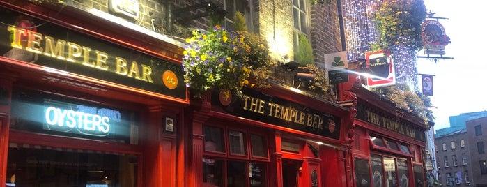 The Temple Bar is one of Posti che sono piaciuti a Monika.