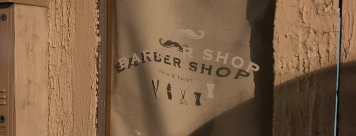 Barber Shop is one of Lugares guardados de Mae.