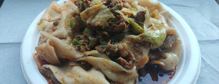 Xi'an Famous Foods is one of Locais curtidos por Jack.