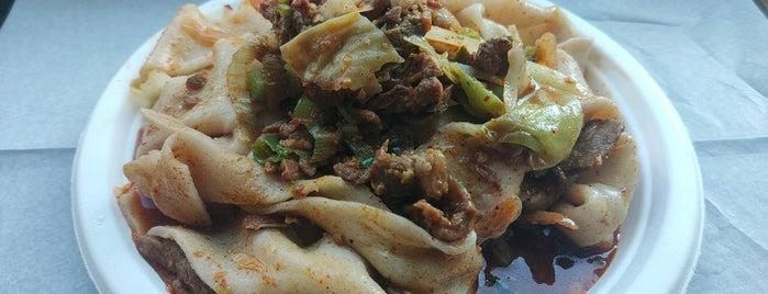 Xi'an Famous Foods is one of Lieux qui ont plu à Jack.