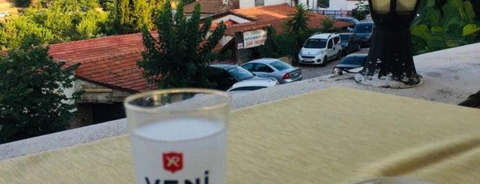 Artemis Restaurant & Şarap Evi is one of İzmir'de gidilmesi gereken yerler.