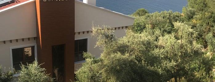Suna Sun Boutique Hotel is one of KAŞ&FTHYE.