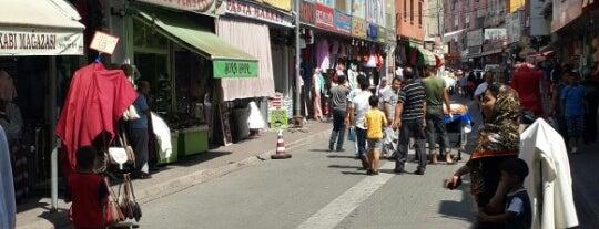 Melekgirmez Çarşısı is one of Nalan'ın Beğendiği Mekanlar.