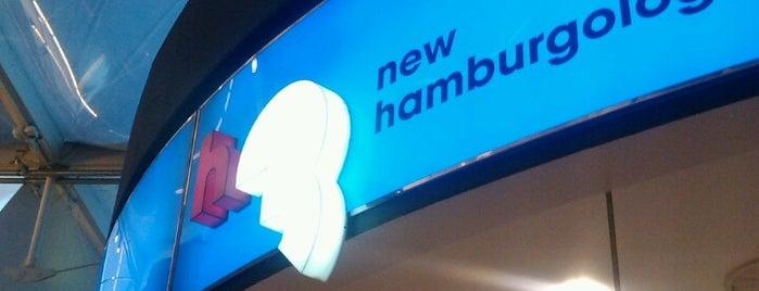 H3 Hambúrguer Gourmet is one of Lugares favoritos de Katia.