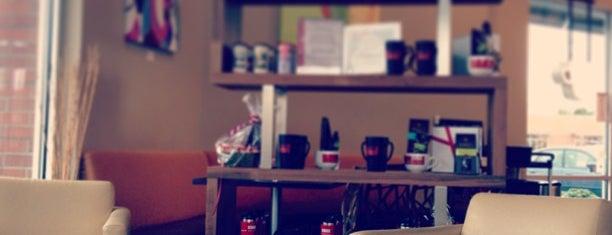 Edge Coffee is one of Lieux sauvegardés par Liante.