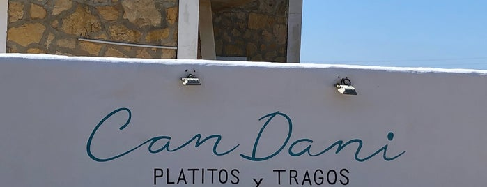 Can Dani is one of Formentera.