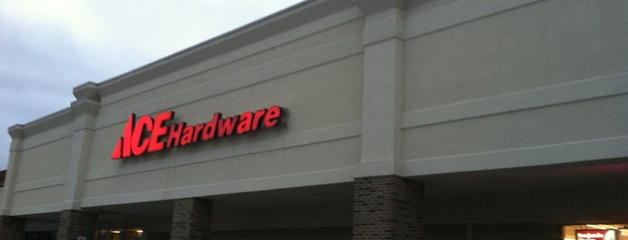 Ace Hardware is one of Fixer Upper Badge - Cincinnati Venues.