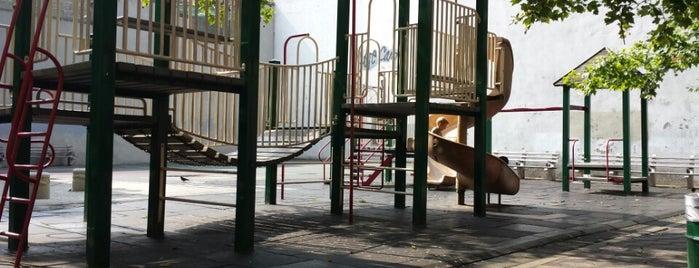 DeSalvio Playground is one of The Nolita List by Urban Compass.