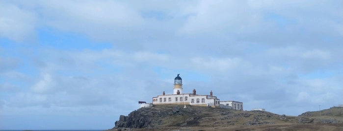 Neist Point Lighthouse is one of Lieux sauvegardés par Sevgi.