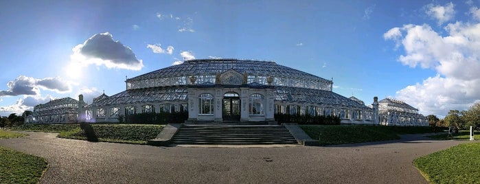 Temperate House is one of London.