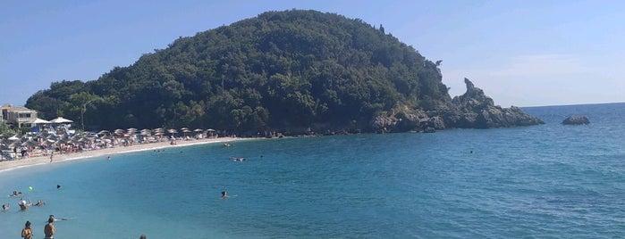 Sarakina Beach is one of Amazing Epirus.