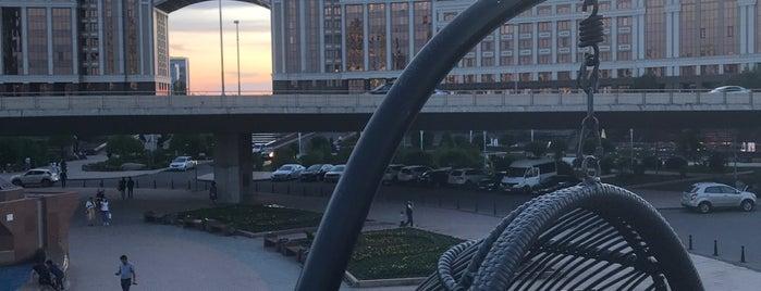 Sәtti is one of Orte, die Expert Level (Antalya / Astana) gefallen.