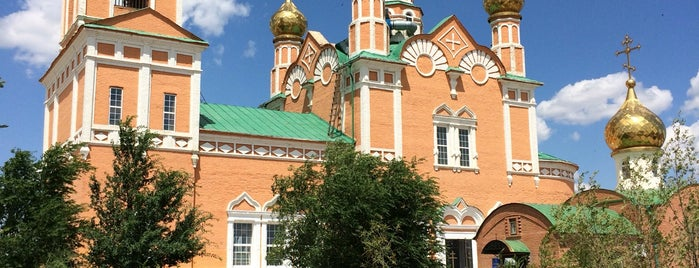 Собор Успения Божией Матери is one of Vladilen's Liked Places.