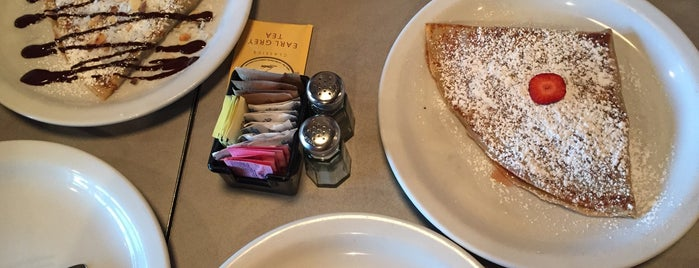 Fresco Creperie & Cafe is one of Fave Long Beach Restaurants.