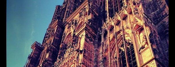 Cathédrale Notre-Dame de Strasbourg is one of Gezilecek Yerler ve Müzeler.