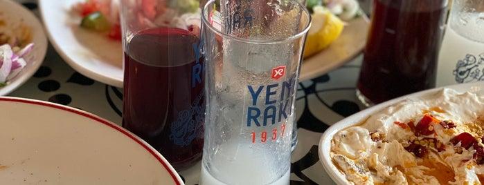 Safir Restorant is one of Angara.