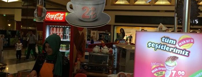 Makara is one of Konya'da Café ve Yemek Keyfi.