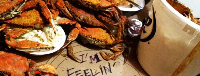 Crab Alley is one of Kathy : понравившиеся места.